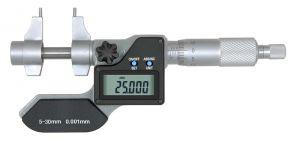 Digital-Innen-Messschraube, Typ M 77, Messbereich 5 - 30 mm