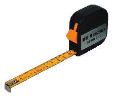 Taschenrollbandmaße, geeicht nach EG, 5000 mm