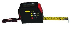 Digital measuring tape, switchable mm/ inch, 5000 mm