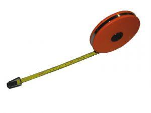 Steel measuring tape, EC-class II, 10 m