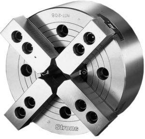 Vierbacken-Kraftspannfutter NIT-206A5, Ø 169 mm