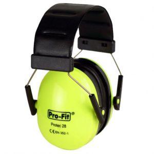 Protect 28 Gehörschutzkapseln, neongelb, Pro-Fit ®