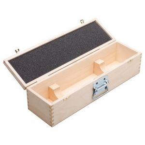 Holzkasten für Kontrolldorne