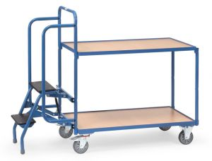 Storeroom trolleys