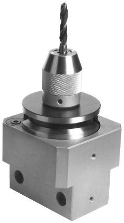 Alu-body tooling clamper / 120 x 115