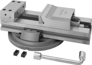 Precision vice with pull-down jaws - Type SP.81 - 125