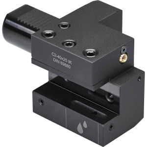 Axial toolholders form C2  left, IC