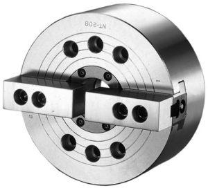Zweibacken-Kraftspannfutter NT218, Ø 450 mm