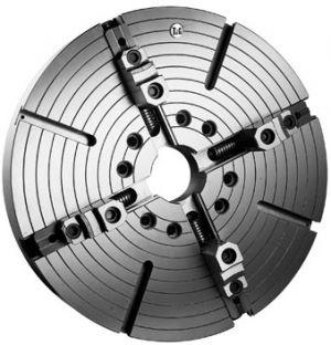 Planscheibe Ø=1400 mm, Stahl, zyl. Aufnahme