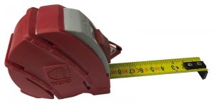 Pocket measuring tape, with magnets, 3000 mm