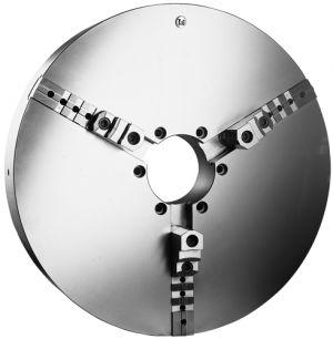 3-Backendrehfutter mit großem Durchmesser, Ø= 700 mm