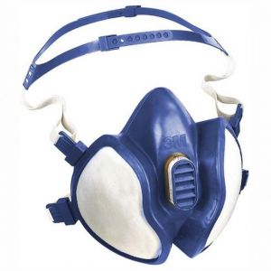 3M Gase-Dämpfe-Maske, Serie 4000