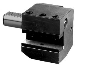 Type C2, axial tool holder, left-hand