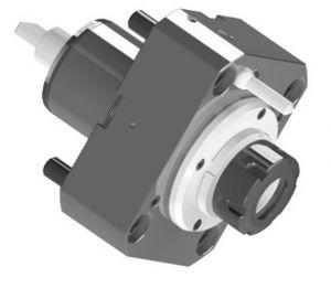 Axial Bohr- und Fräskopf Schaft Ø 45 mm, für MORI SEIKI, ER25