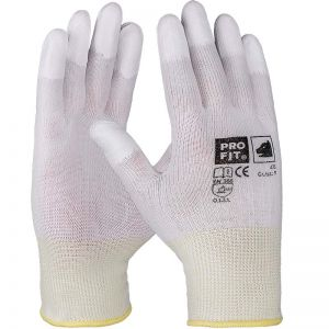 nylon finely knitted glove