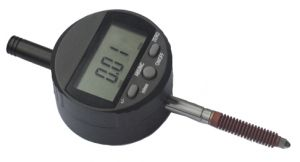Dial indicator, protection level IP 65, 0-12.7 mm