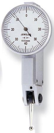 Fühlhebel-Feinmessgerät Ø 37.5 mm, Ablesung 0.01 mm