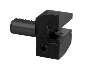 Typ B4, Radial-Werkzeughalter, überkopf, links, kurz