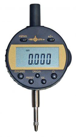 Digital dial indicator, absolute system, range 25,0 mm