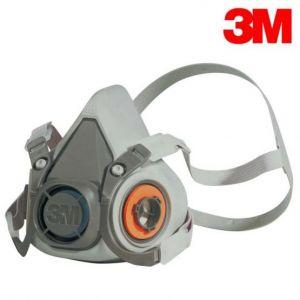 3M Gase-Dämpfe-Maske, Serie 6000