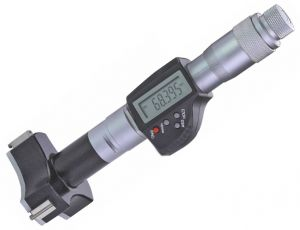 Digital three point internal micrometer, type 6558