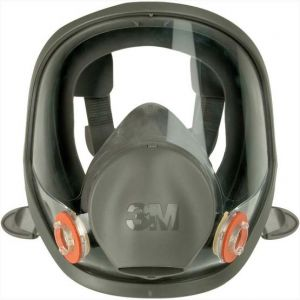 3M reusable full face mask respirator
