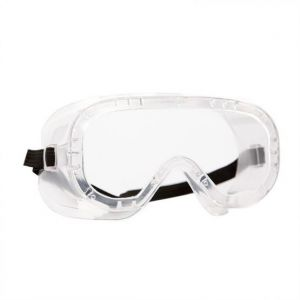 Vision safety goggle