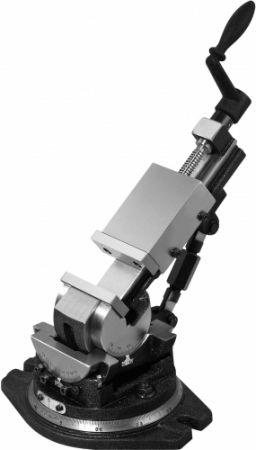 3-Achsen-Schraubstock Typ HY-5