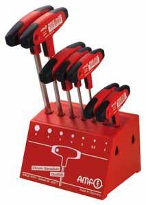 Werkstattständer mit 2-Komponenten- Quergriffschraubendreher