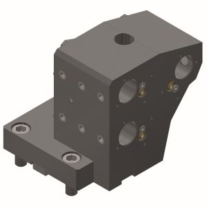 Cylindrical shank receptacle BMT65