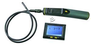 """Foto-Video-Endoskop mit abnehmbarem 3,5"""" LCD-Farbmonitor Typ EN102"""