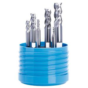 Aluminium Feinstkorn VHM Fräser 3 Schneiden