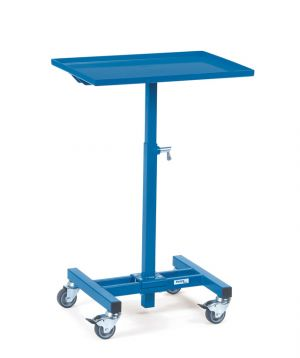 Mobile tilting stands