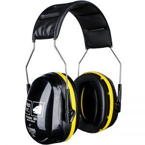 Protect 30 Gehörschutzkapsel, schwarz/gelb, Pro-Fit ®