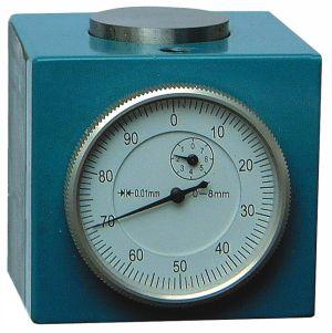 Z-Achsen-Einstellgerät, mit Dauermagnet, Messbereich 0-2 mm