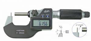 Digital tube micrometer, IP 65