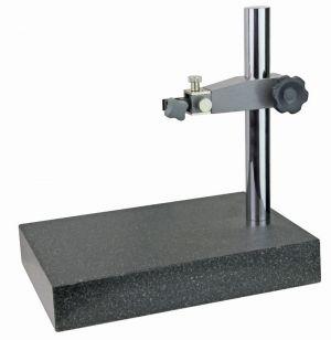 Messtisch mit Granitplatte, Messbereich 200 mm