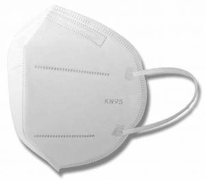 Mund-und Nasenschutz, KN95 (ähnlich FFP2)