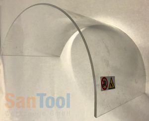 Ersatzteil - Ersatzschild ohne Stahlrahmen