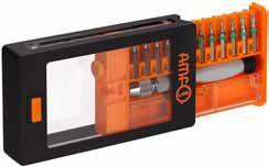 Mini-Bit Set made of high quality tool steel