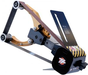 Automatische Schleifband Halterung ABH