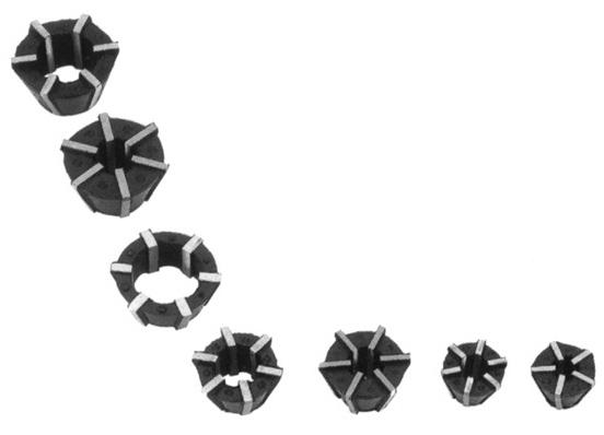 Mehrbereich-Spannzange M14-M20, Größe 20