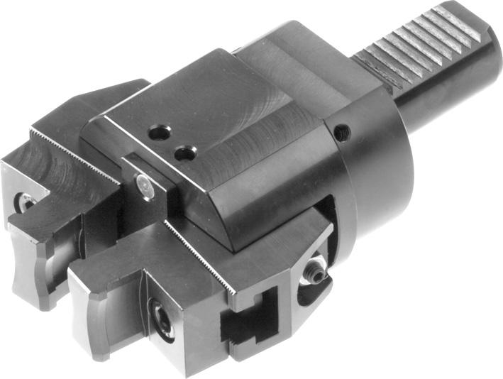"CNC Bar Puller 1.5/"" Round Shank"