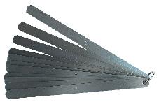 Präzisions-Fühlerlehren, 20/2 Blatt, Länge 300 mm