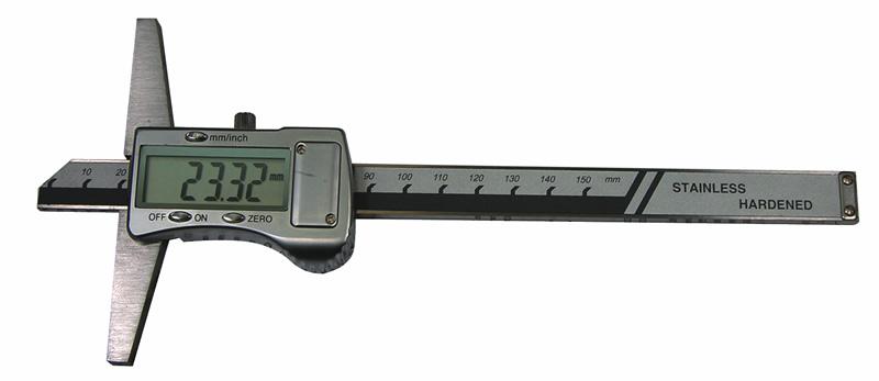 Digital-Tiefen-Messschieber 6048, Messbereich 300x150 mm