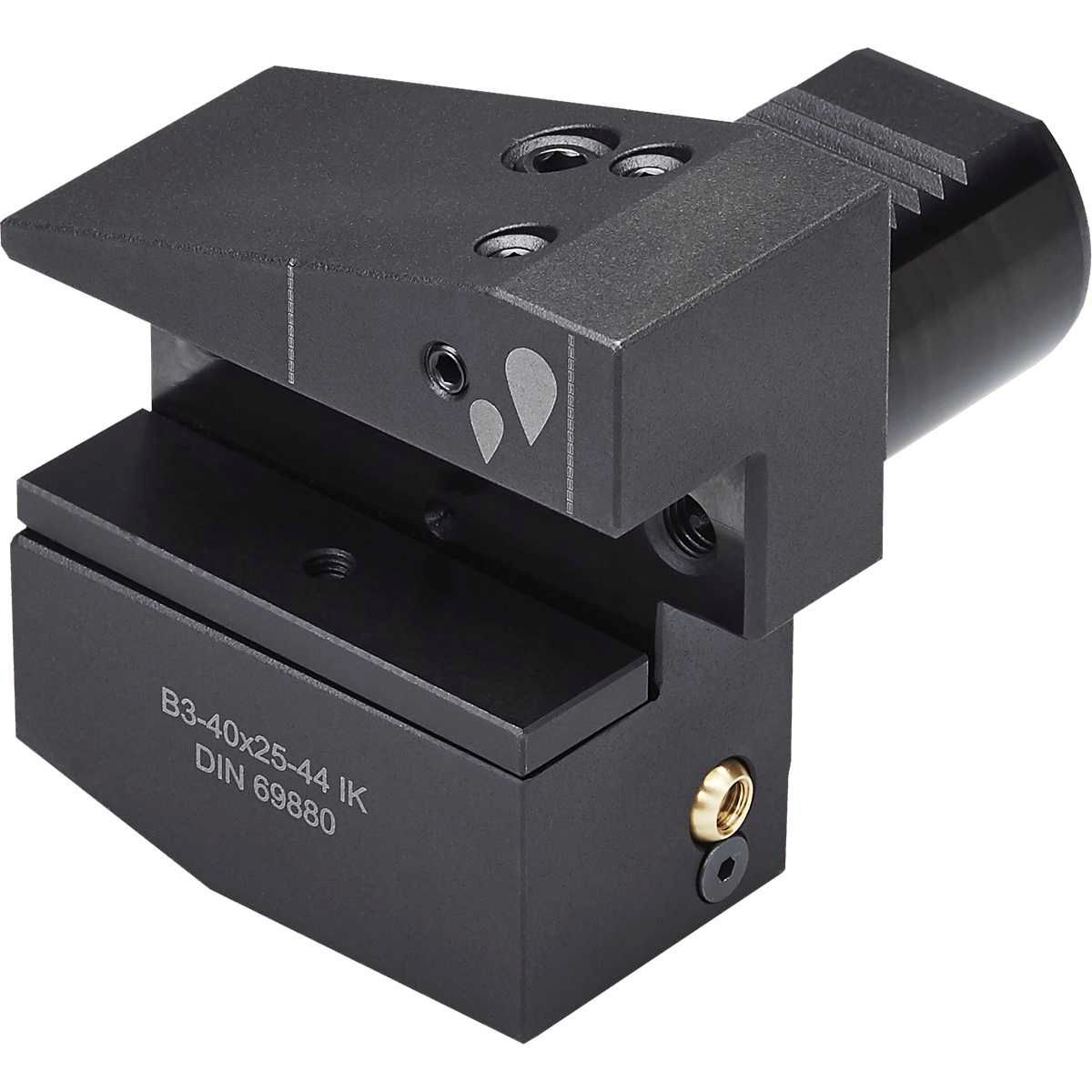 Type B3, radial tool holder, overhead, right-hand, short, IC