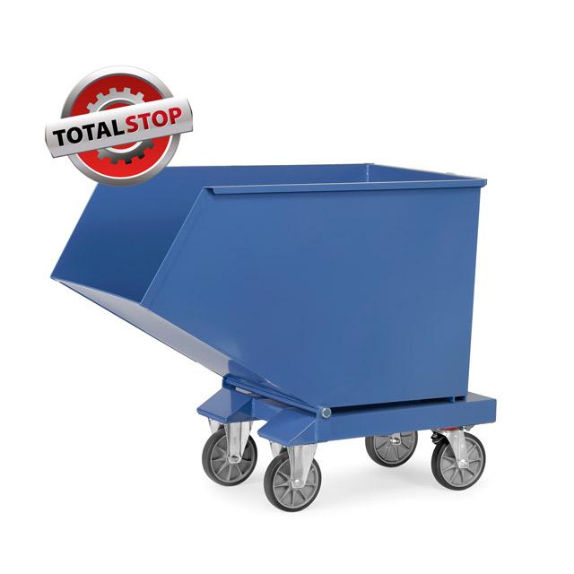 Muldenkipper, 250-800l, Tragkraft bis 800kg