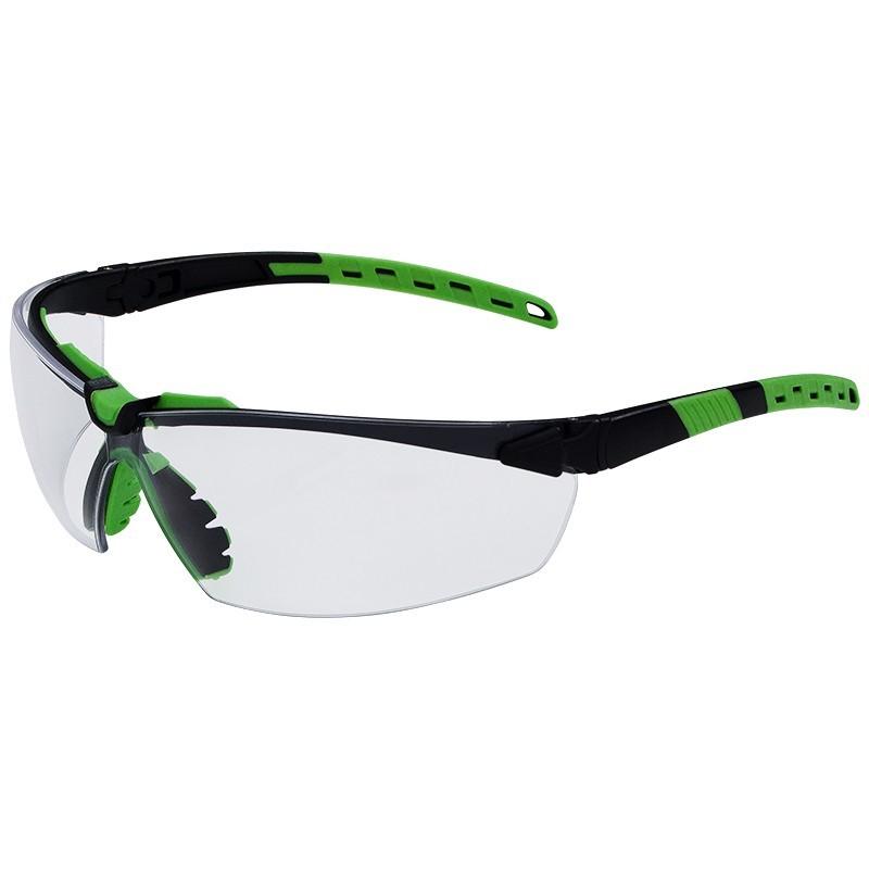 Sprinter Schutzbrille, klare Polycarbonatscheiben