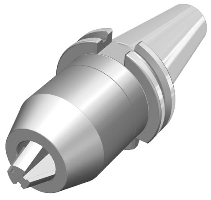 Kurzbohrfutter, BASIC, DIN 69871
