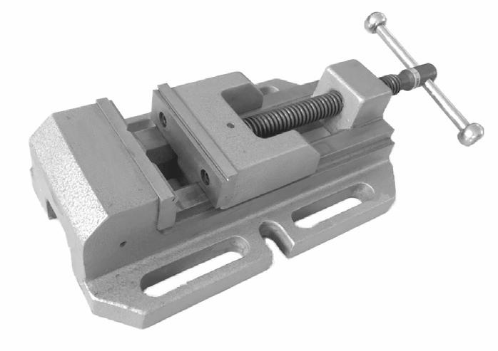W=150 mm | Bohrmaschinen-Schraubstock Typ BMSR